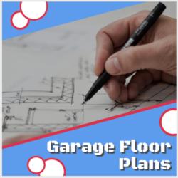 Garage Floor Plans small one car