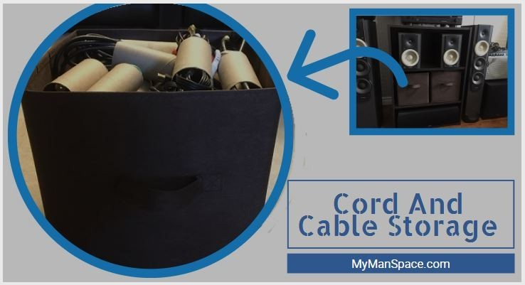 Cord And Cable Storage