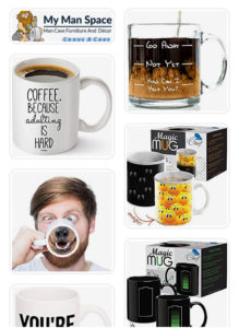 five of the best funny and cool beer drinking mugs