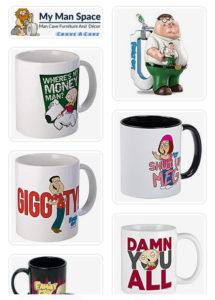 Best Family Guy Mugs