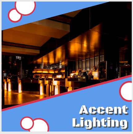 man cave accent light
