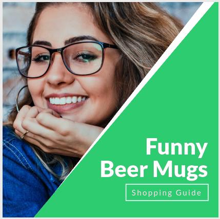 Funny Beer Drinking Mug