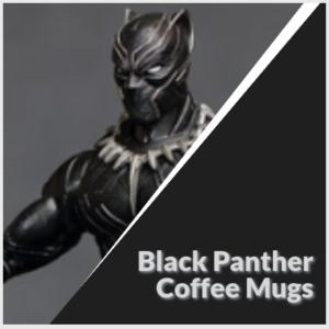 Black Panther Coffee Mugs