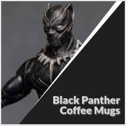 Black Panther Coffee Mugs