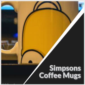 Simpsons Coffee Mugs