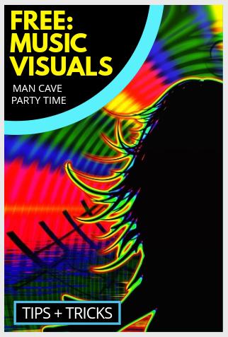 free music visualisation