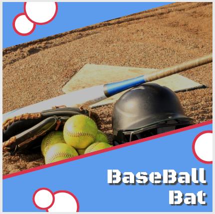Baseball Bat Display for a man cave