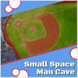 Small Space Man Cave Ideas