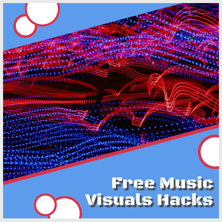 5 Free Ways To Have A Light Show In Your Man Cave - Music Visualization